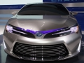 Toyota Corolla 2016 концепт передняя часть