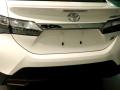 Toyota Corolla 2016 задний бампер