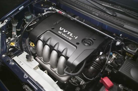 двигатель VVTL-I