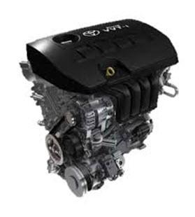 1ZR-FE – четырехцилиндровый двигатель объемом 1598 см³