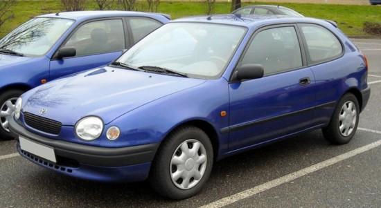 Toyota Corolla E110 (1995 год)