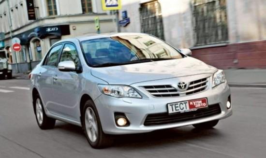 Toyora Corolla E150