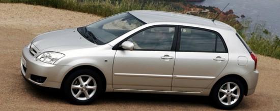 Тойота Королла 2004