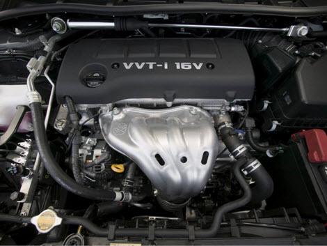 Двигатель Toyota Corolla Е150