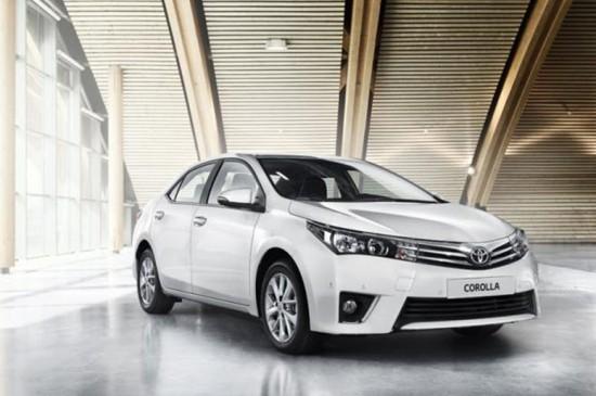 Toyota Corolla 2012 года выпуска в кузове Е160