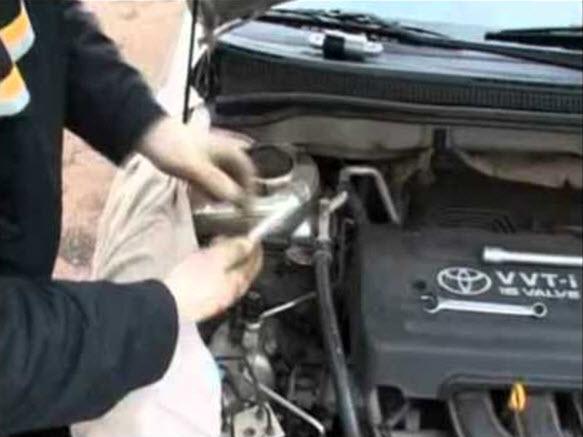 Ремонт систем и узлов автомобиля Toyota Corolla