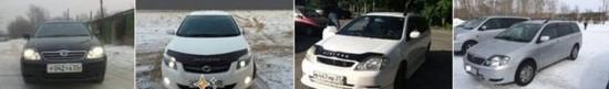 Фото различных модификаций автомобиля