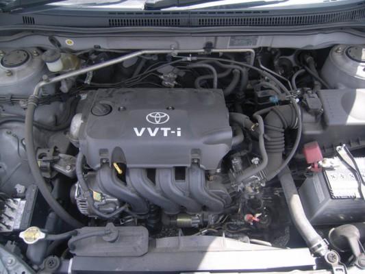 Двигатель Toyota Corolla Fielder