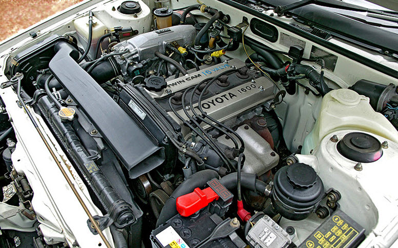 общий вид двигателя 3а фото обязательно