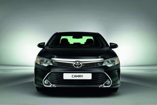 Роскошная и элегантная Тойота Камри