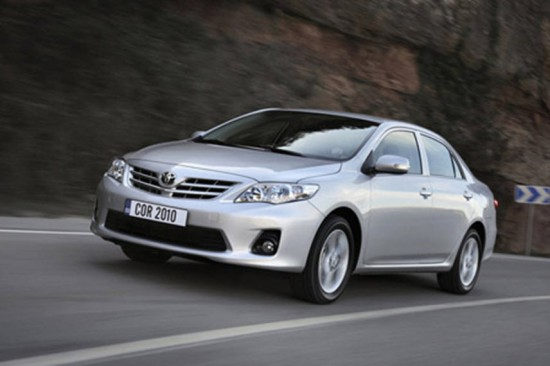 Тойота Королла – плавный и динамичный автомобиль