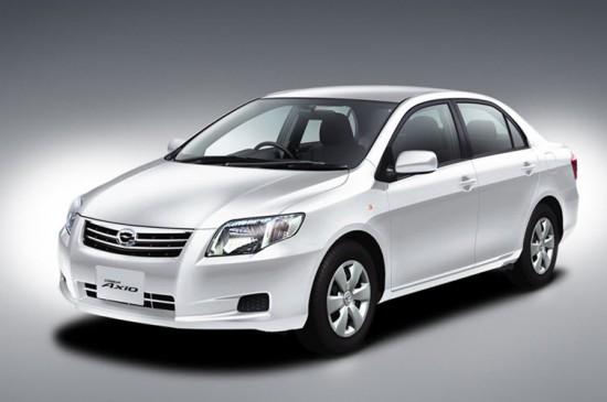 Тойота Королла Аксио: аккуратный и элегантный автомобиль