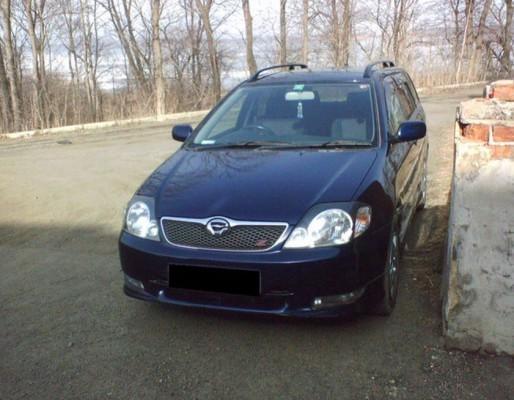 Toyota Fielder 2002