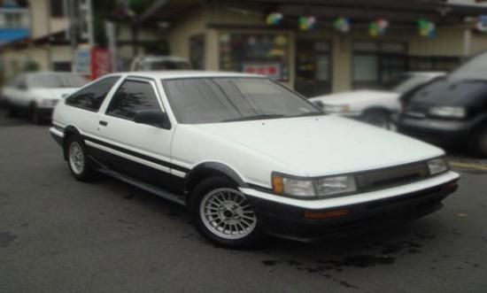 Купе 1986 год