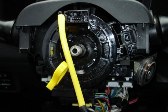 Установка нового витого кабеля