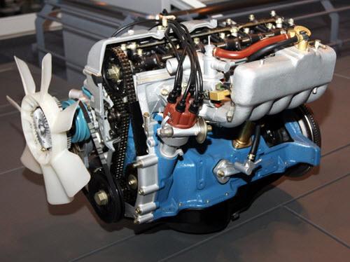 Двигатель T2