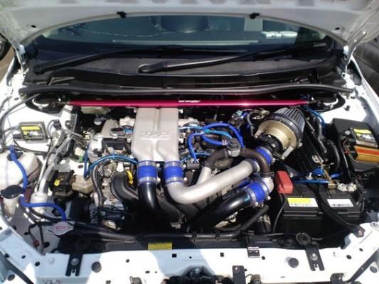 Двигатель Тойота Королла 121