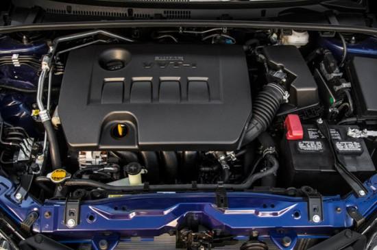 Двигатель хэтчбека Тойота Королла
