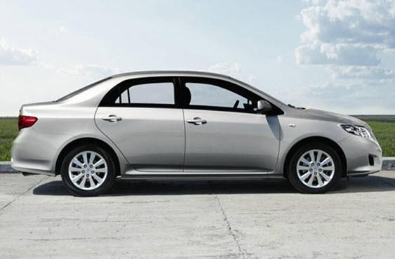 Toyota Corolla E15