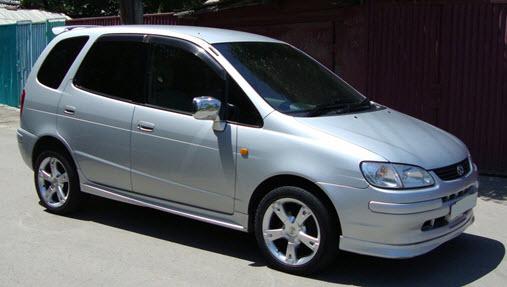 Corolla Spacio 1997
