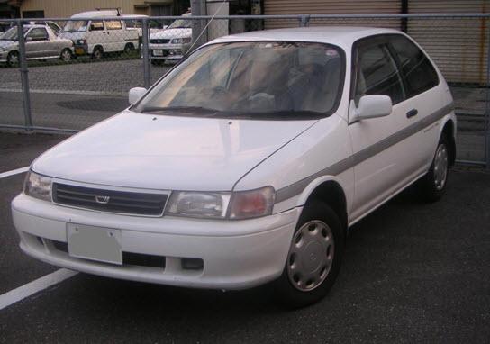 Toyota Tercel четветого поколения