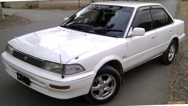 Toyota Corolla 1988 года