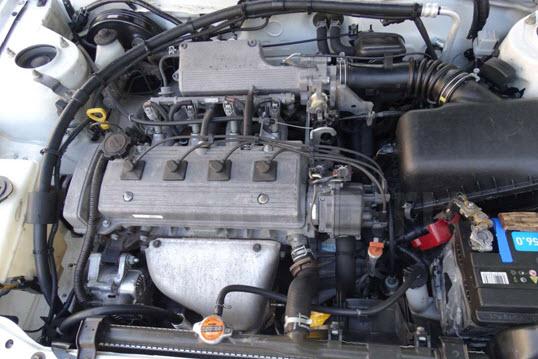 Двигатель Сorolla 2000
