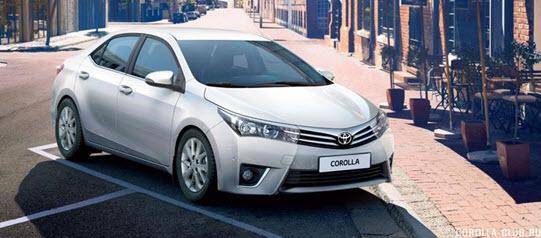 Toyota Corolla Е 170