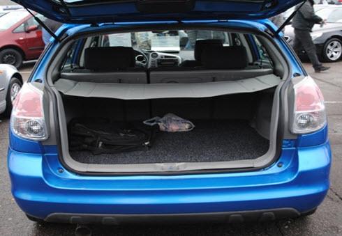 Багажник Toyota Corolla Matrix
