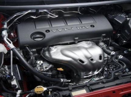 Двигатель Toyota Corolla Matrix