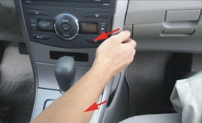 инструкция к магнитоле toyota d9017