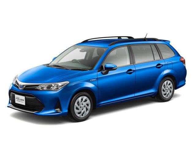 Изображение Toyota Corolla Fielder